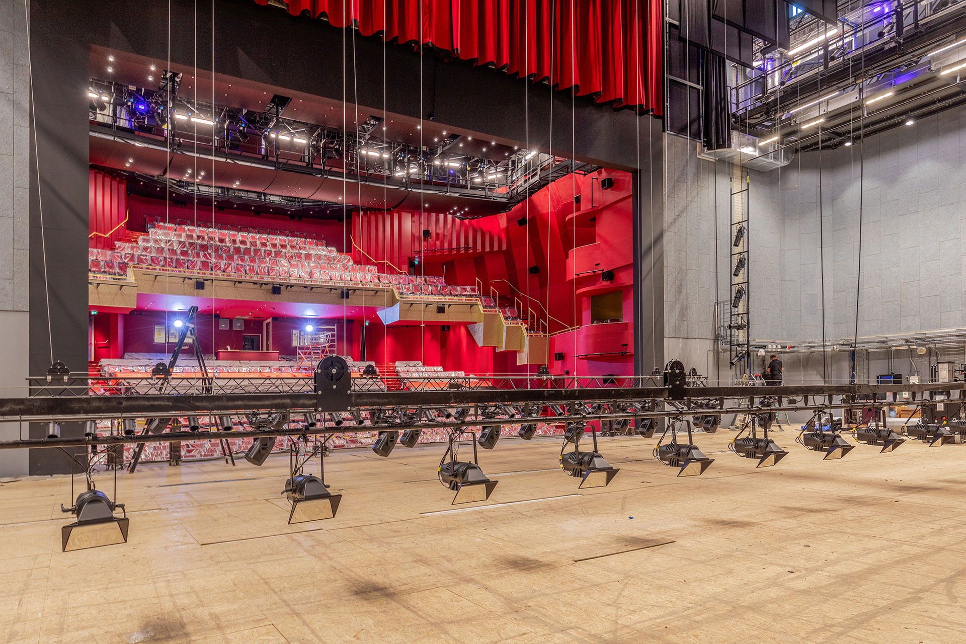 AFAS Theater update